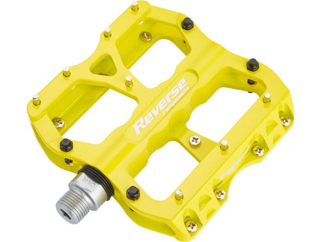 Reverse Escape Pedaler, yellow
